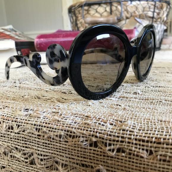 6186bf58cfbf ... discount code for authentic prada baroque havana sunglasses f99e5 63ab9